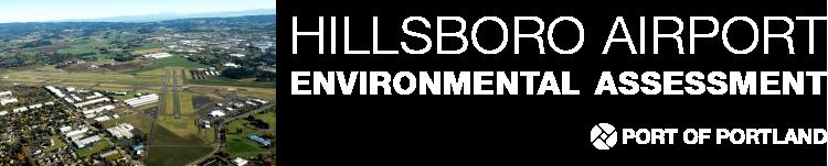 hillsboro airport environmental assessment